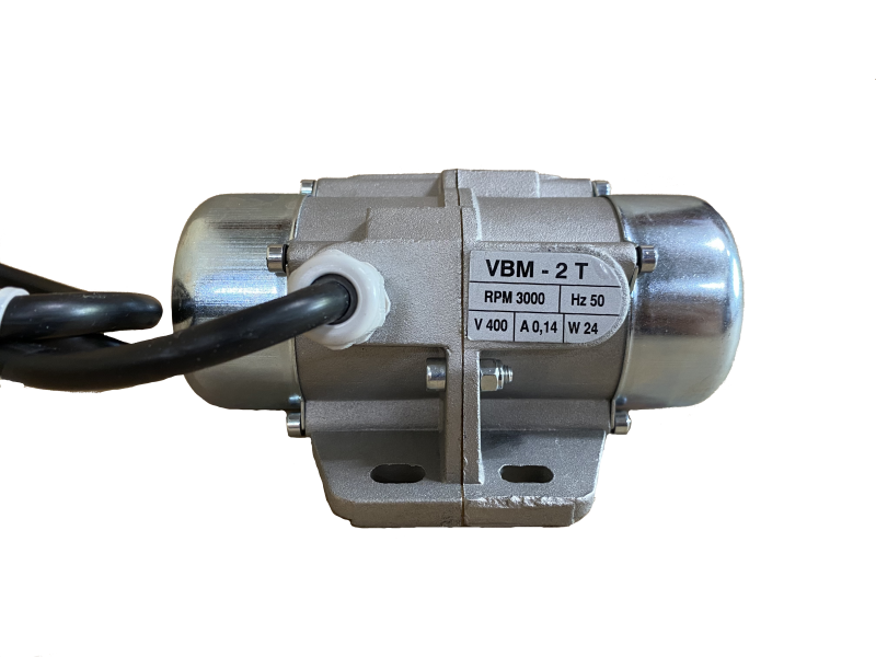 - Electric microvibrator