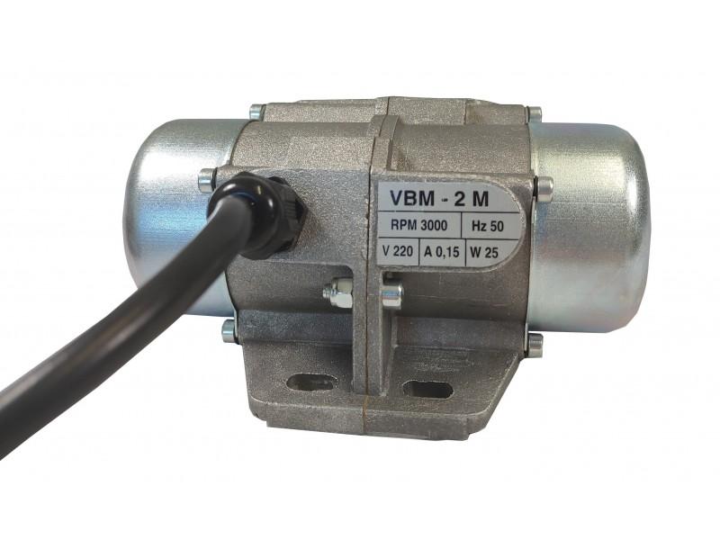 - Micro vibrador eléctrico VBM