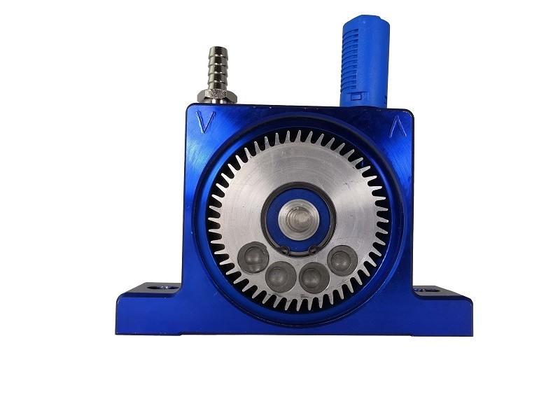 - Vibrador neumático serie VT (de turbina)