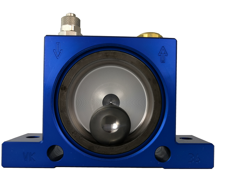 - pneumatic vibrator  VK models (Ball)