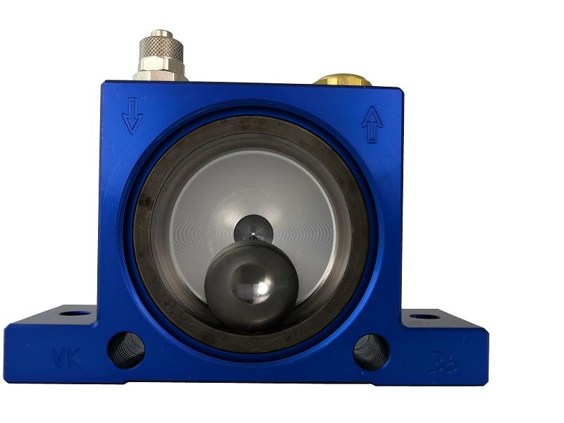 - Vibrador neumático serie VK (de bola)