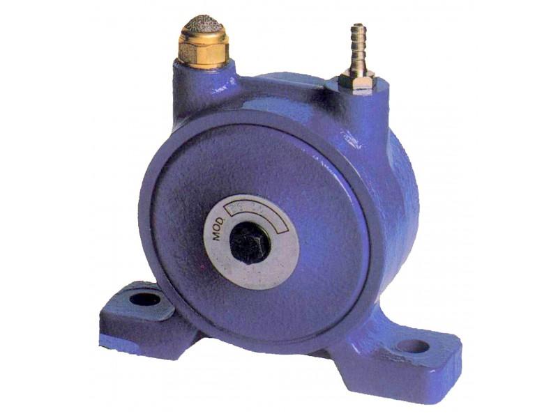 - Vibrador neumático serie BG (a bola, cuerpo hierro fundido)