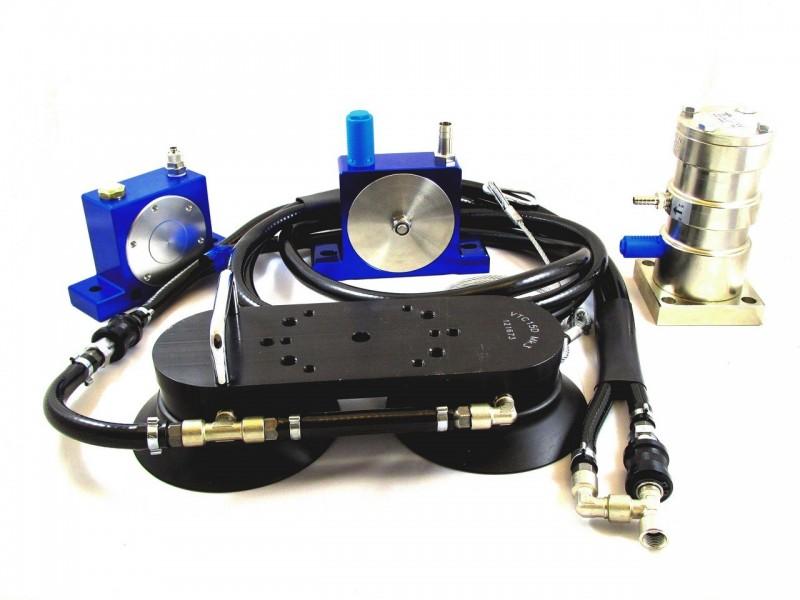 - Vacuum clamps VTC