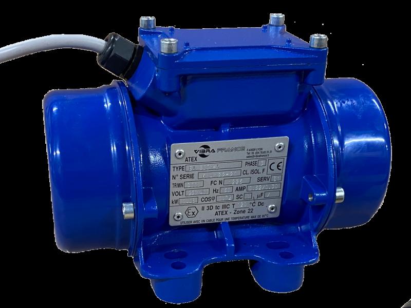 - Vibrador eléctrico de corriente continua EACC 12V 24V
