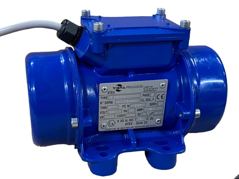 - Vibrateur électrique à courant continu EACC 12 V 24 V