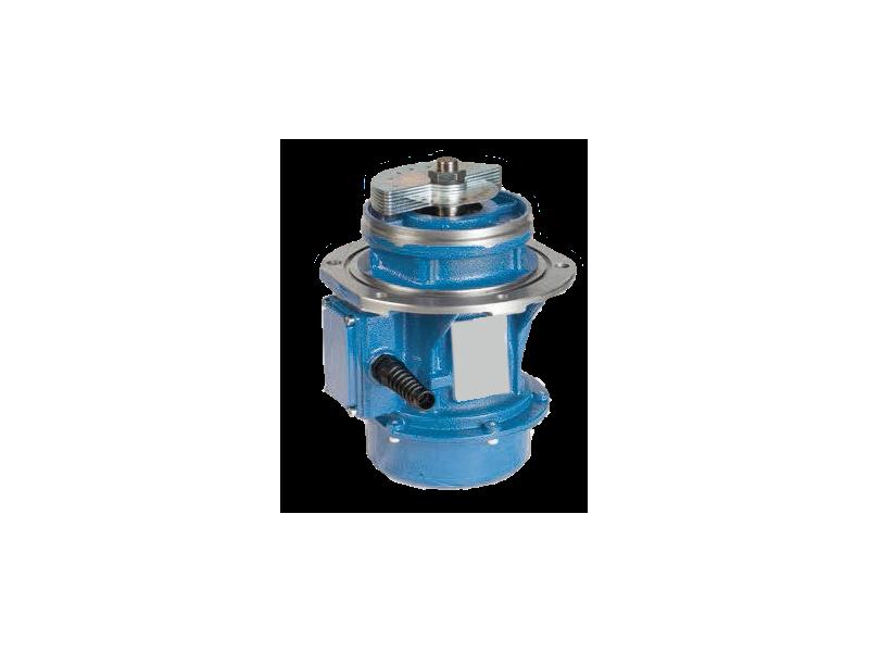 - Vibrador industrial serie EBB (brida lateral y central)