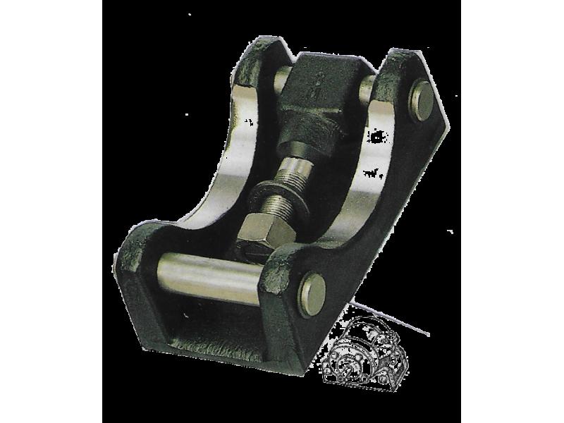 - Cradle lug brackets (to weld)