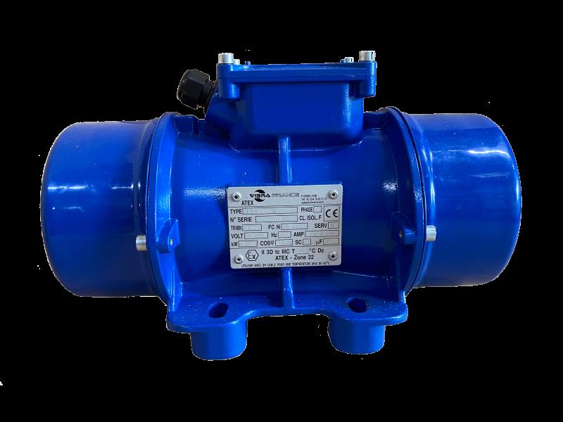 VM760 Industrial Vibration Motor 400 Volt Motor Vibrator Vibrators baurüttler #